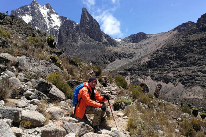 Kenya, Mt. Kenya